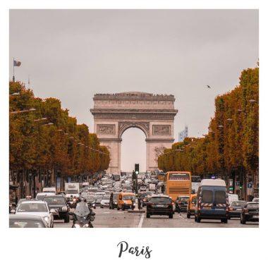 Categoria Paris